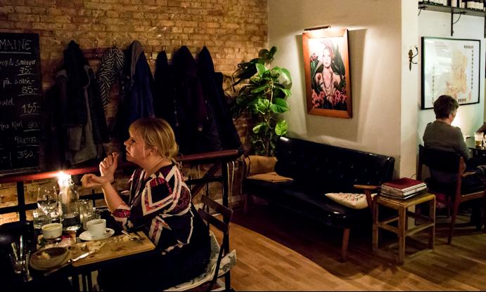 Lækker fransk bistrostil på Juliette i Jægergårdsgade