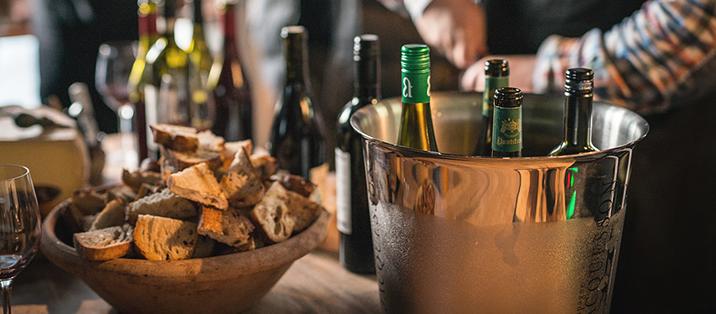 medbring vin restaurant århus