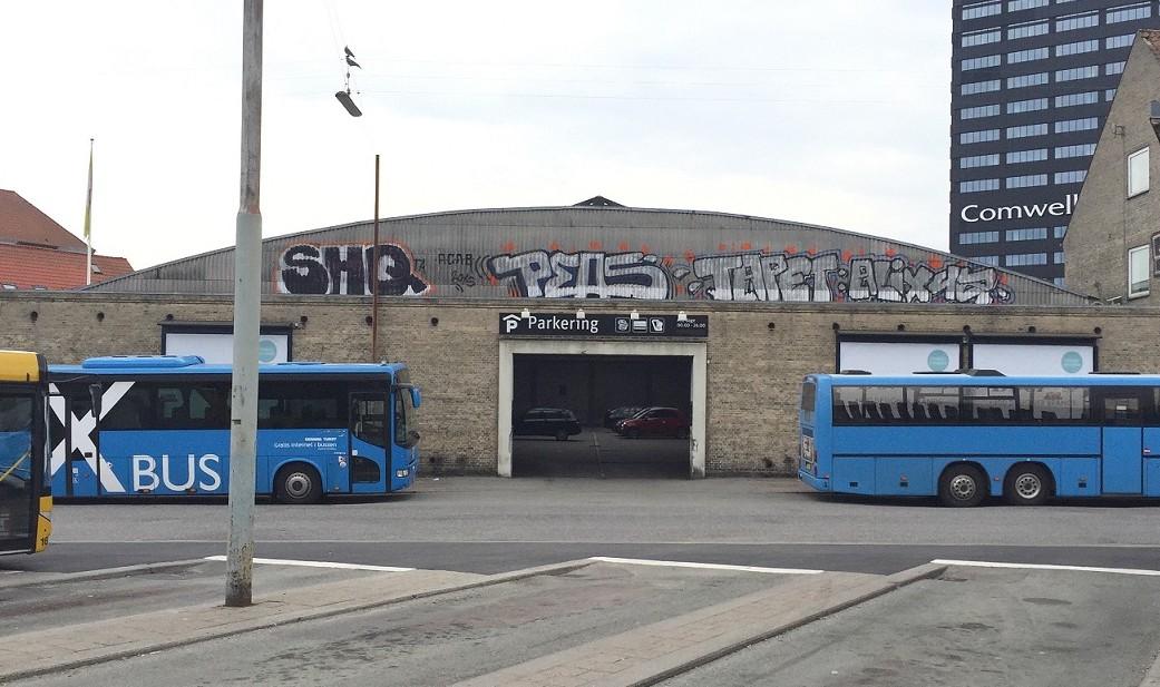 Stor Opbakning Til Madmarked Ved Rutebilstationen Smag Aarhus