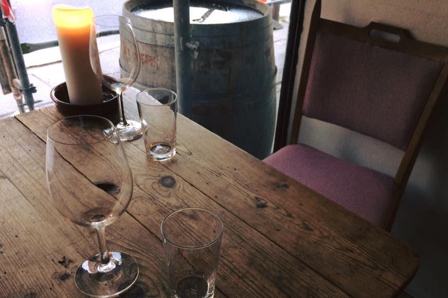 God vin og cosy stemning på Løves Bog og Vincafé på Nørre Allé