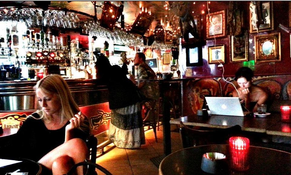 Under Masken på Bispegade? Johnny Depp besøgte den forrige uge - nuff said!