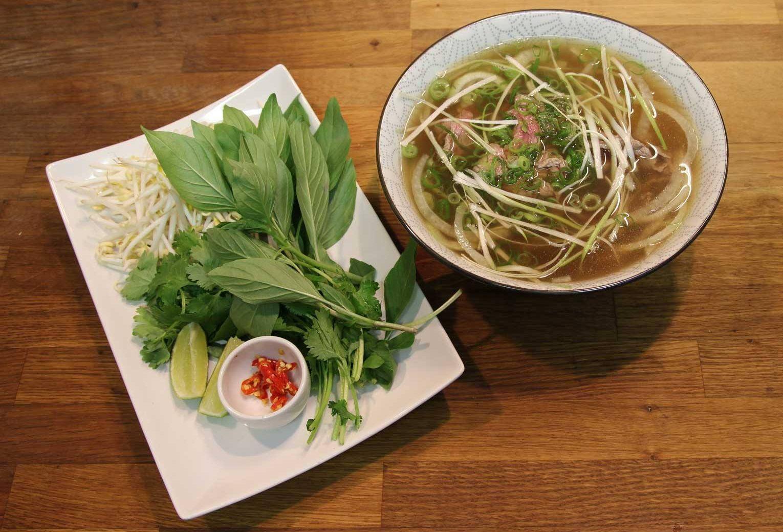 Her Er Byens Bedste Vietnamesiske Restaurant Smag Aarhus