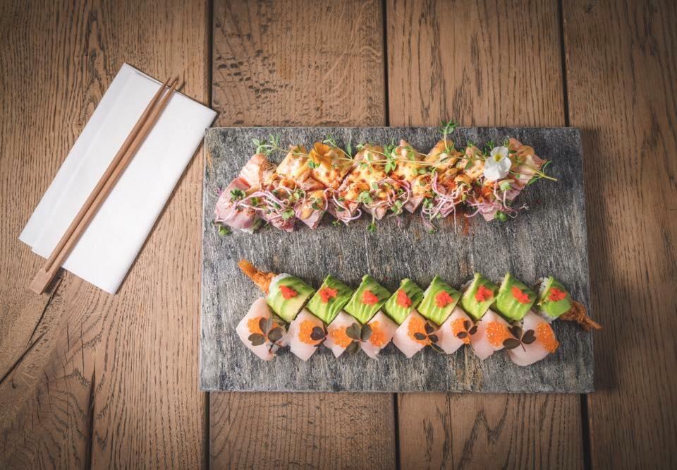 Restaurant I Midtbyen Giver 30 Procent Rabat På Frokost Sushi Smag