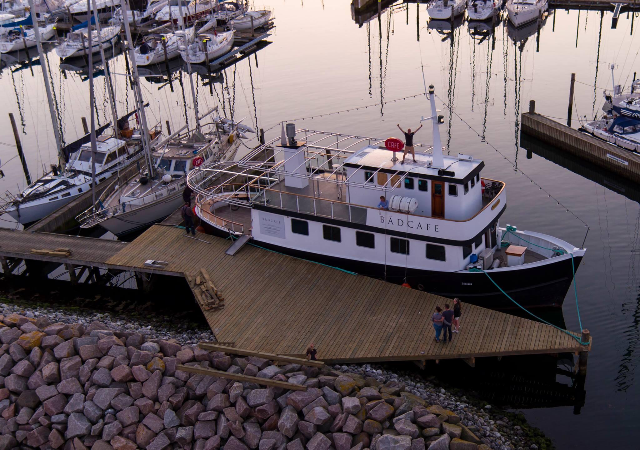 bådcafe århus