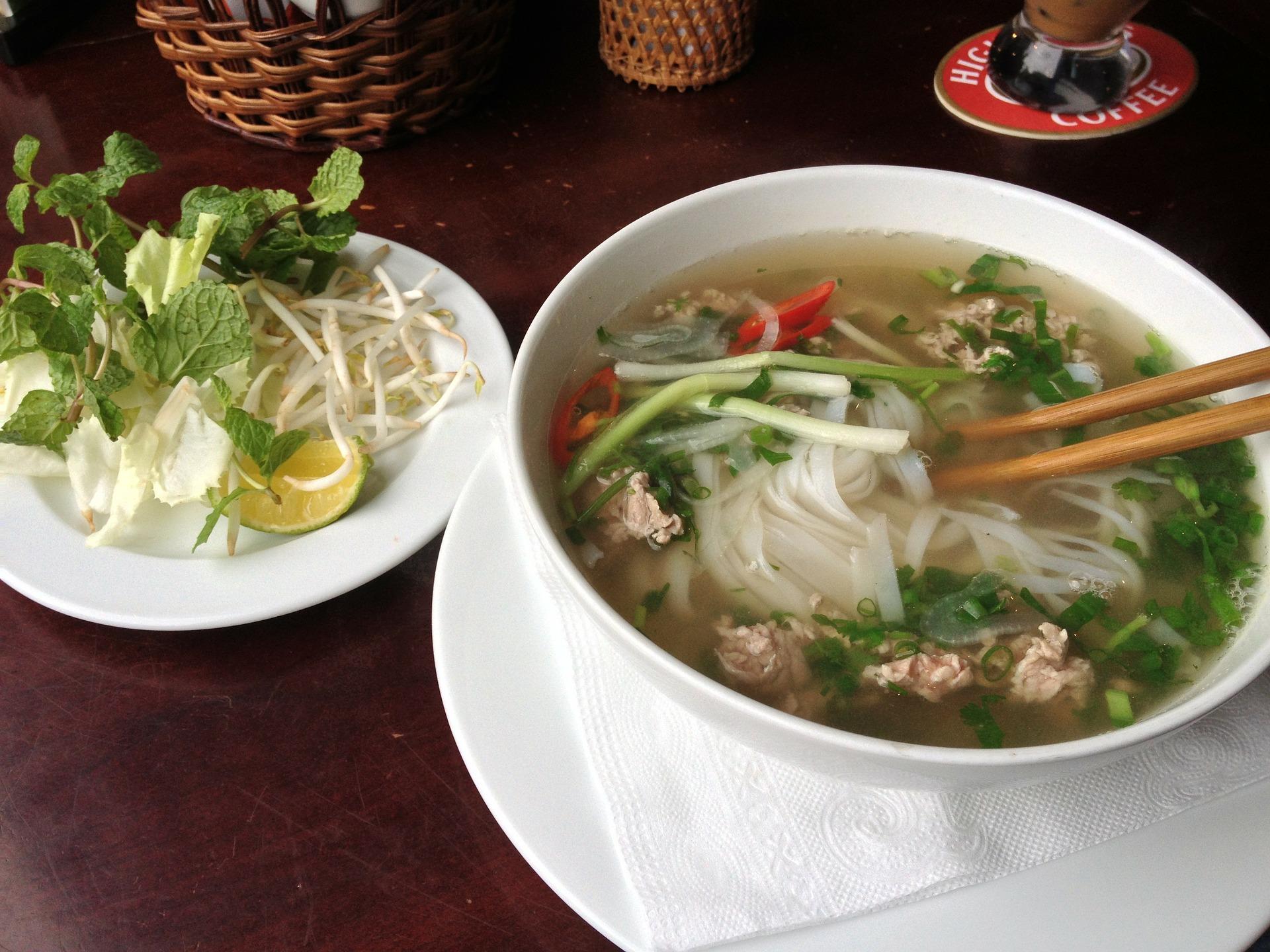 Ny Restaurant Med Vietnamesisk Mad Er åbnet På Banegårdsgade I Aarhus