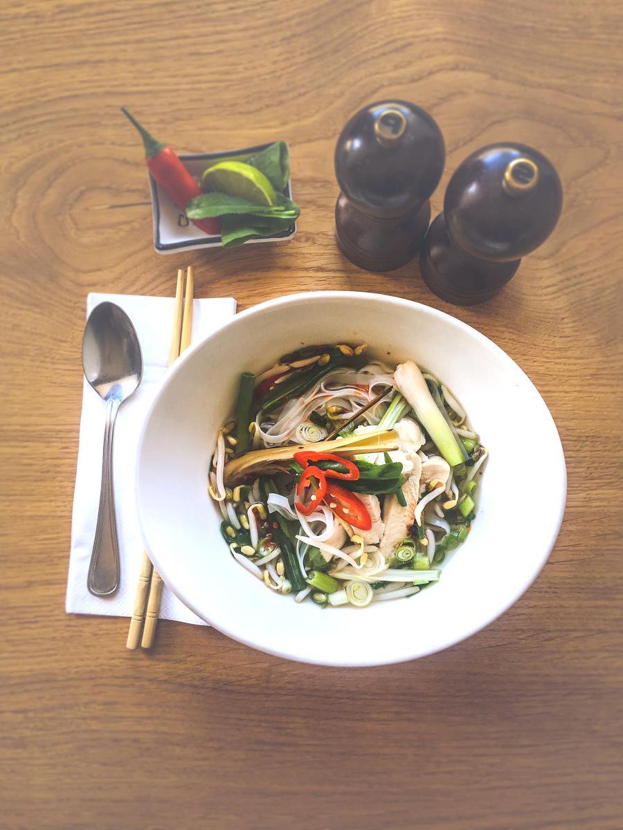 Den Vietnamesiske Madbod Chào åbner På Aarhus Central Food Market