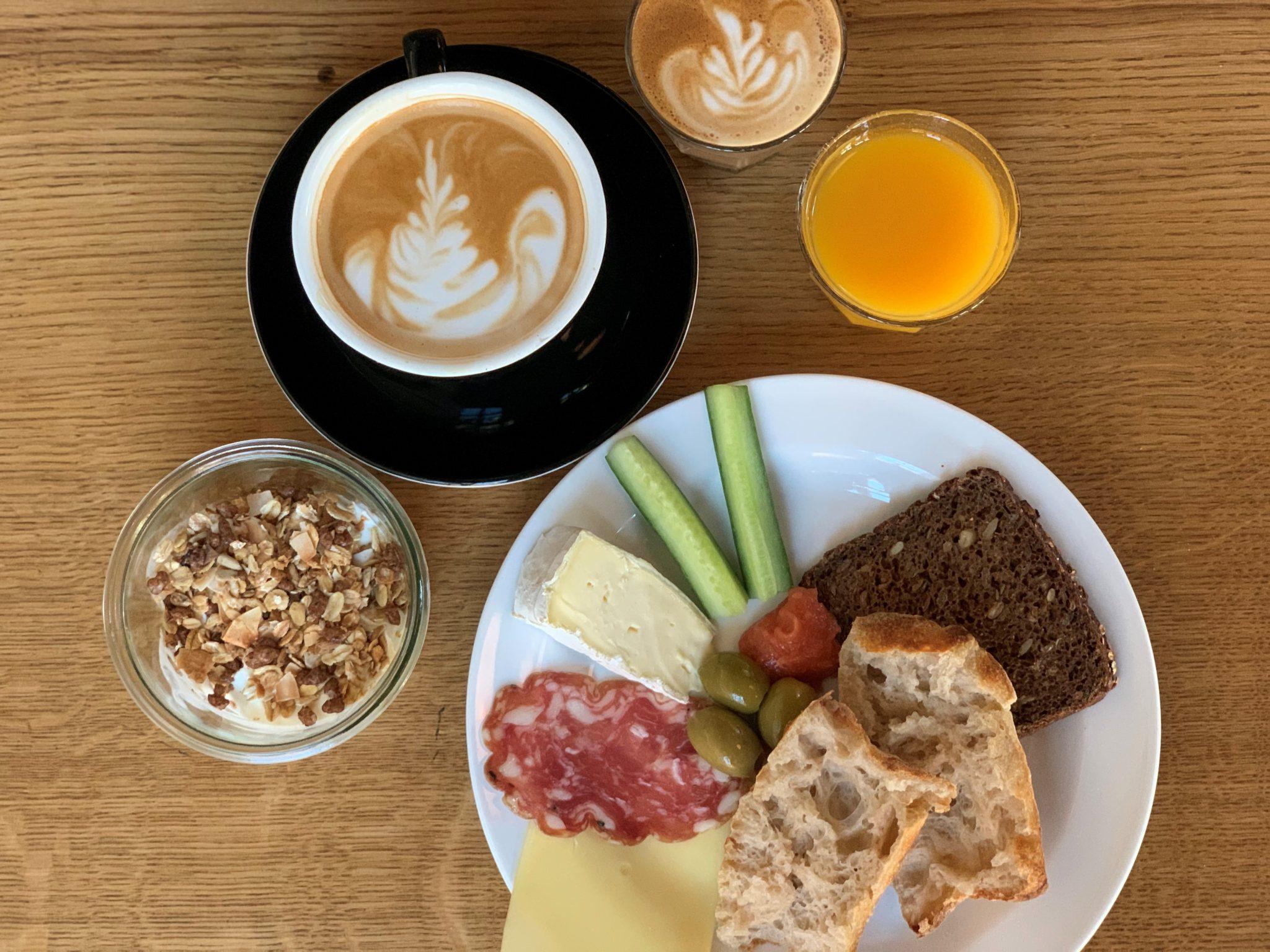 Spisested i Aarhus byder på morgenmad ad libitum til en 20'e...