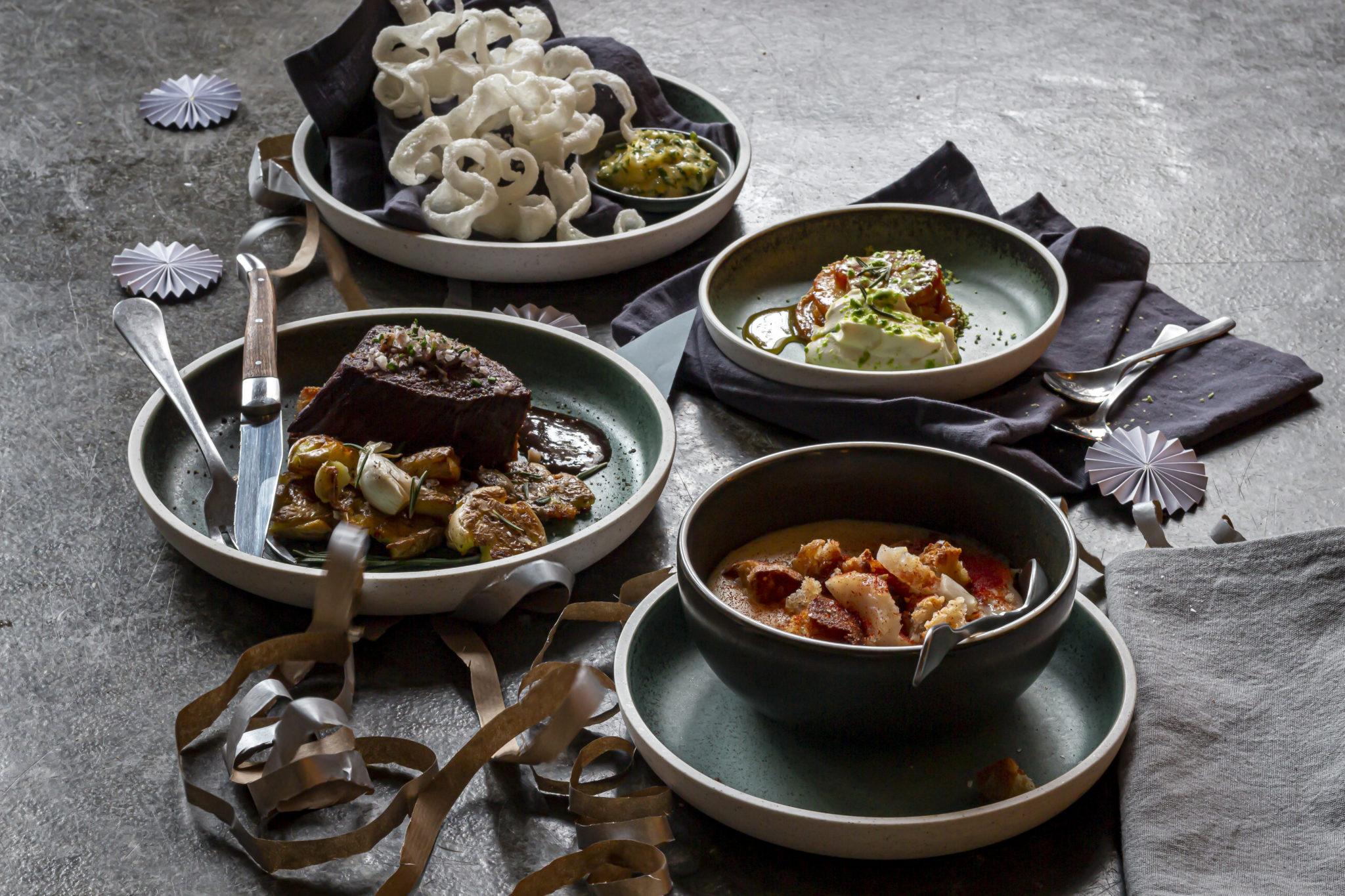 Timm Vladimirs Køkken lokker med lækker nytårsmenu