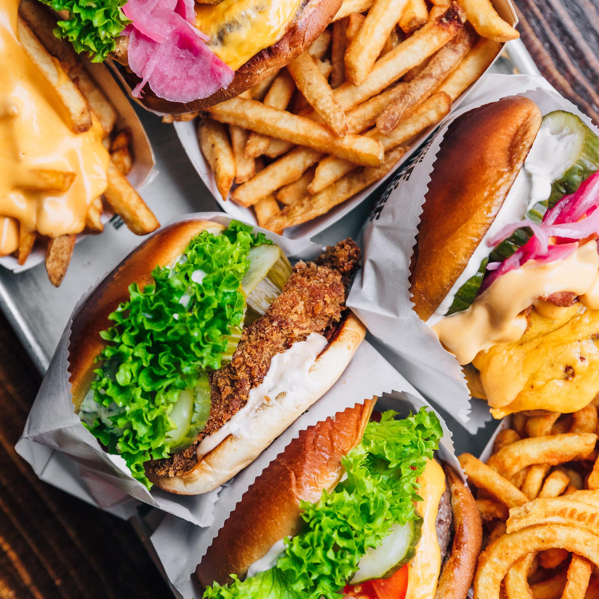 2 for 1 på burgermenuer: Burgerbar i Aarhus lokker med lække...